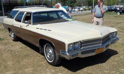 Buick Estate Wagon 1974 #14