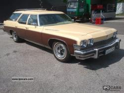 Buick Estate Wagon 1974 #9