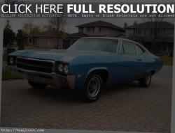 Buick GS 350 #11