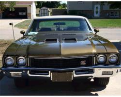 Buick GS 350 #8
