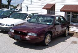 Buick Regal Olympic Gold #32