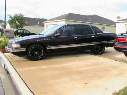 Buick Roadmaster Limited #11