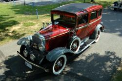 Buick Series 50 1931 #6