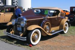 Buick Series 80 1931 #8
