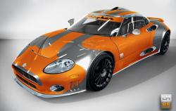 C8 Laviolette LM85, an absolute Spyker 2009 success! #5