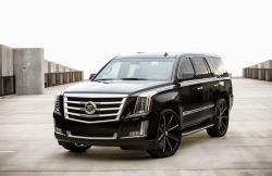Cadillac 2015 escalade opening a new generation of luxury SUVs #11