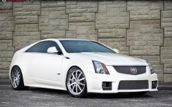 Cadillac CTS-V Coupe #13