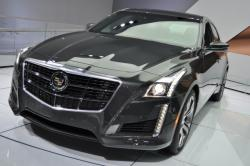 Cadillac CTS-V Coupe 2014 #9