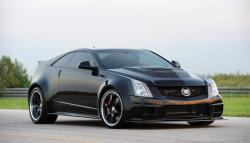 Cadillac CTS-V Coupe #8