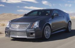 Cadillac CTS-V Coupe Base #14