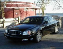 Cadillac DeVille DTS #9
