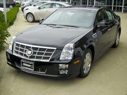 Cadillac STS V6 Luxury #16