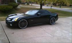 Cadillac XLR Star Black Limited Edition #7