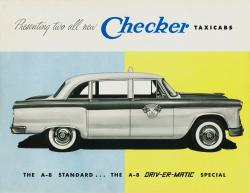Checker Marathon 1966 #11
