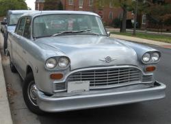 1962 Checker Superba