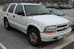 Chevrolet Blazer Trailblazer #14