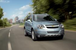 Chevrolet Captiva Sport 1LS Fleet #14