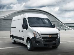 Chevrolet City Express #6