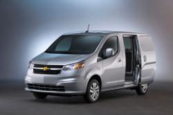 Chevrolet City Express #8