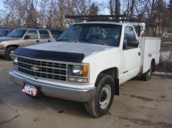 Chevrolet C/K 2500 Series Scottsdale #13