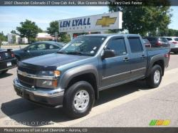 Chevrolet Colorado 2007 #13