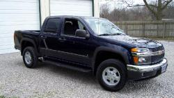 Chevrolet Colorado 2007 #8