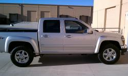 Chevrolet Colorado 2010 #12