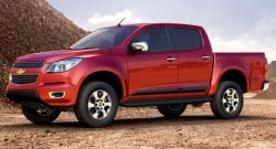 Chevrolet Colorado 2012 #9