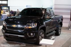 Chevrolet Colorado 2015 #10