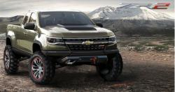 Chevrolet Colorado #40