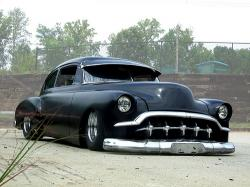 Chevrolet Fleetline 1952 #13