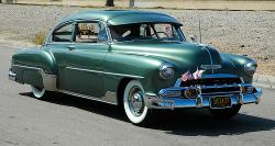 Chevrolet Fleetline 1952 #6