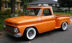 Chevrolet Stepside Pickup #9