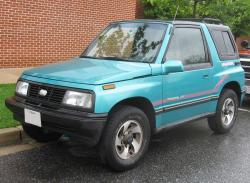 Chevrolet Tracker Base w/Soft Top #11