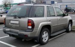 Chevrolet TrailBlazer 2008 #11