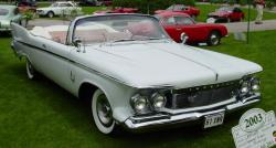 Chrysler Crown Imperial 1961 #9