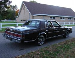 Chrysler New Yorker 1981 #11