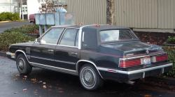 Chrysler New Yorker 1984 #12