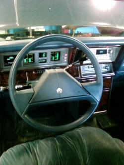 Chrysler New Yorker 1984 #7