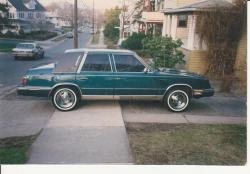 Chrysler New Yorker 1984 #8