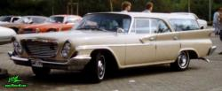 Chrysler Newport 1961 #8