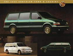 Chrysler Town and Country 1995 #7