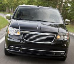 Chrysler Town and Country 2011 #6