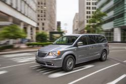 Chrysler Town and Country 2014 #6