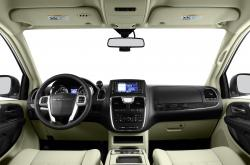 Chrysler Town and Country 2014 #10