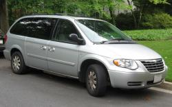 Chrysler Town and Country LX Fleet #31