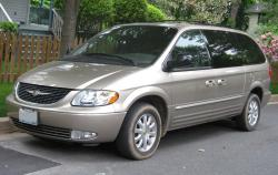 Chrysler Town and Country LXi #14