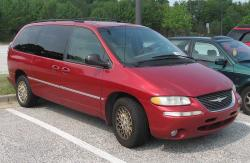 Chrysler Town and Country SX #11