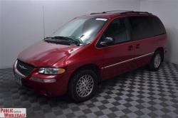 Chrysler Town and Country SX #12
