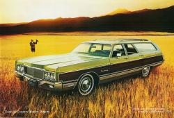 Chrysler Town & Country 1973 #7
